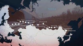 Транссиб: от Москвы до самых до окраин