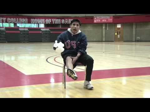 Como curar  las rodillas; Alex dominguez Show