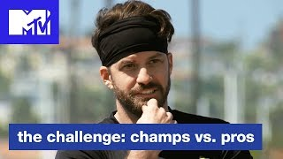 'Electing A Team Captain' Official Sneak Peek | The Challenge: Champs vs. Pros | MTV - MTV