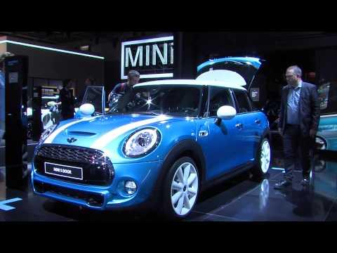 Autoperiskop.cz  – Výjimečný pohled na auta - Mini – Autosalon Paříž 2014