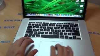Посылка из Америки №522.Ebay.Case Macbook Pro 15 Retina