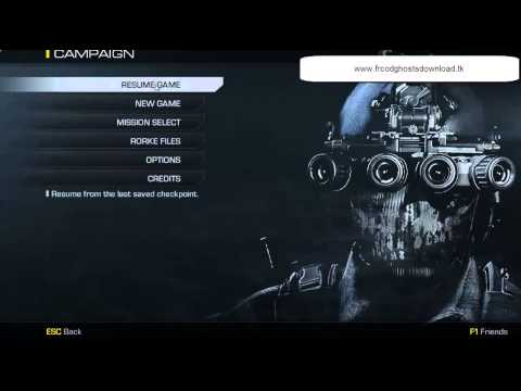Télécharger Call Of Duty Ghosts - COD Ghosts Gratuit