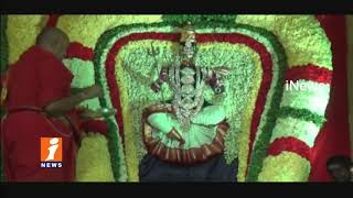 Dussehra Saran Navratri Celebrations In Srisailam   iNews - INEWS