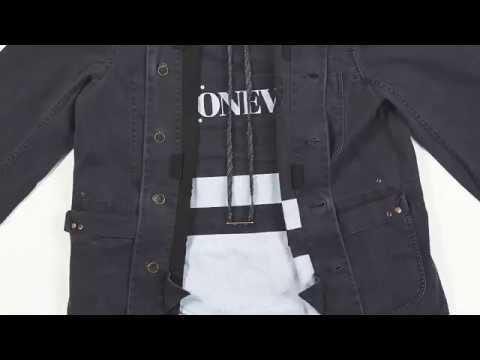 BNV Sharp Engineer - The Boneville Bag Jacket