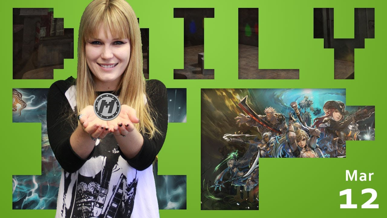 Wildstar Launch Date, Albion Online, Hearthstone  and more! | The Daily XP March 12th