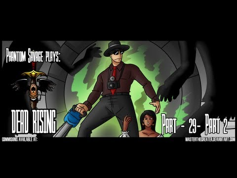 Let's Play Dead Rising Part 29 (Part 2): Hunting for Very Annoying Royalty