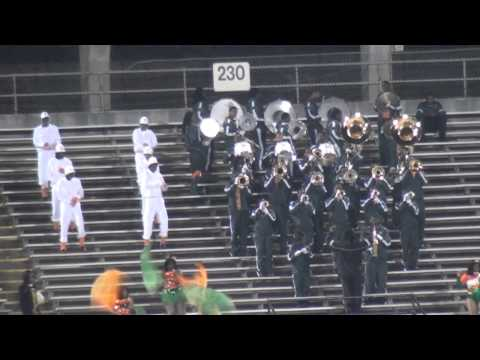 New Orleans High School Marching Bands 2011 - 2012 Video 2 of 7