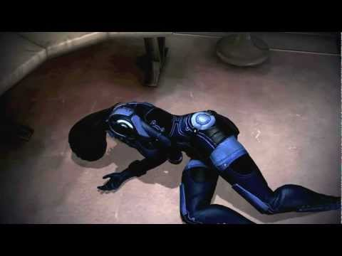 Mass Effect 3: Ashley Williams Drunk