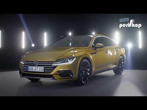 Autoperiskop.cz  – Výjimečný pohled na auta - VIDEO – Volkswagen Tiguan Allspace, Arteon – Ženeva 2017
