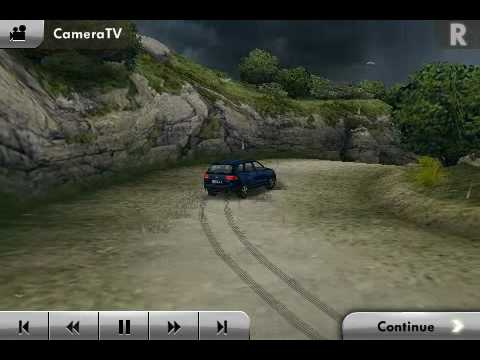 Touareg Challenge para iPhone
