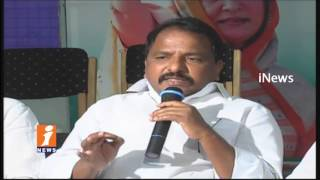 Congress Leader Sailajanath React On Tarun Vijay Controversial Comments on South India | iNews - INEWS