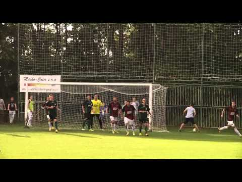 Dynamo Malženice - Spartak Trnava 1:1 (0:1)