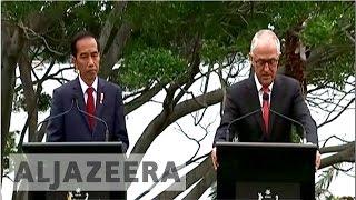 Indonesia and Australia restore full military ties - ALJAZEERAENGLISH