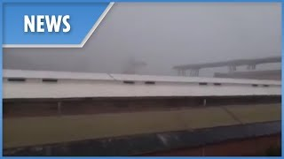 Breaking: large bridge collapses in Genova, Italy - THESUNNEWSPAPER