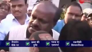 Deshhit: Two independent Karnataka MLAs dump Kumaraswamy govt - ZEENEWS