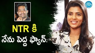 I am a Huge Fan of NTR - Miss Match Actress Aishwarya Rajesh | Talking Movies With iDream - IDREAMMOVIES