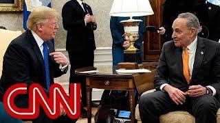 Bash: Democrats feel like they baited Trump into owning shutdown - CNN