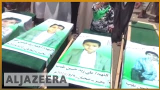 🇾🇪 Saada attack: Mourners vented anger against Saudi, UAE |Al Jazeera English - ALJAZEERAENGLISH