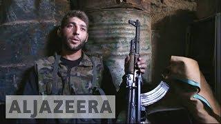 Syria's war: Rebels groups sign fragile ceasefire covering Eastern Ghouta - ALJAZEERAENGLISH