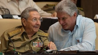 Life After Castro: Who Is Cuba's Next President? | NYT News - THENEWYORKTIMES