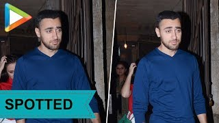 Imran Khan SPOTTED in Bandra - HUNGAMA