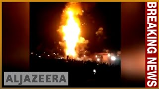 🇮🇳 59 killed as train crashes into crowd in India | Al Jazeera English - ALJAZEERAENGLISH