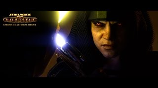 El espectacular tráiler de Star Wars: The Old Republic