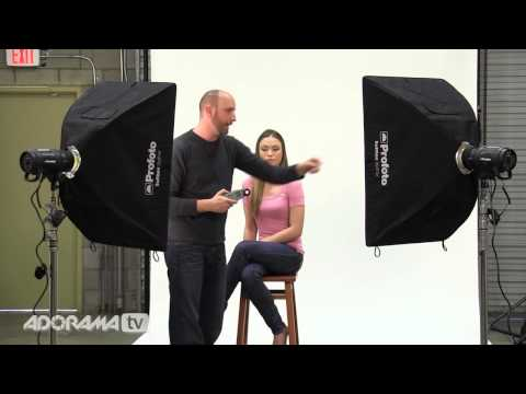 Metering for Light Ratios: Ep. 120: Exploring Photography with Mark Wallace: Adorama Photography TV