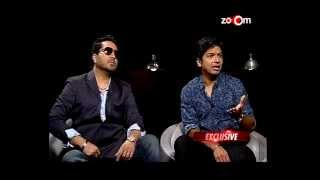 Mika Singh and Shaan talk about their acting debut in Bollywood - Exclusive