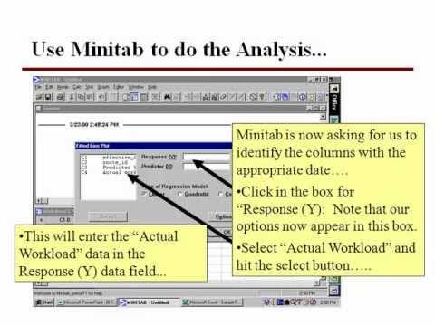 Six Sigma - Introduction to Minitab (Training incl. free download)
