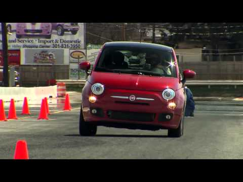 Road Test:  2012 Fiat 500