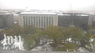 Watch live: Winter view from The Washington Post - WASHINGTONPOST