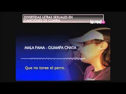 Divertidas letras sexuales en canciones de cumbia