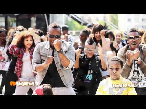 SHAKALEWA FLASH MOB regardez en 720p
