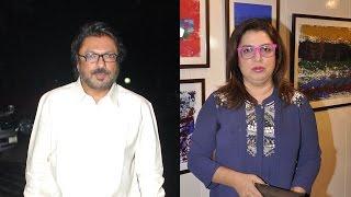 Farah Khan on Sanjay Bhansali getting Padma Shri - BOLLYWOODCOUNTRY