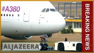 ✈️ Analysis: Airbus to stop A380 superjumbo jet production l Al Jazeera English - ALJAZEERAENGLISH