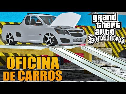 Oficina de Carros Rebaixados - GTA Multiplayer