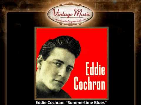Eddie Cochran - Summertime Blues (VintageMusic.es)