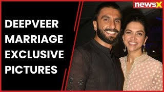 Newsx Exclusive Deepika Padukone & Ranveer Singh's marriage || viral video || - NEWSXLIVE