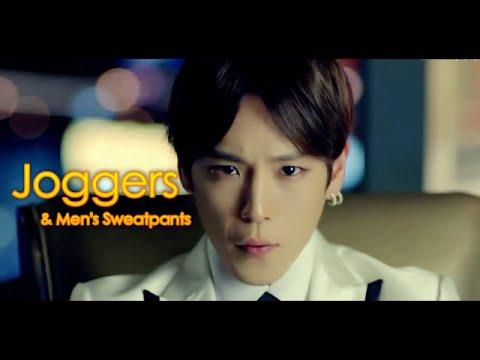 Joggers Sweatpants Pants Man's Skynny Ropa Coreana Asiatica Hombre