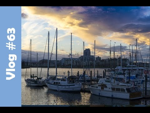 Harbours of Victoria : Vlog 63