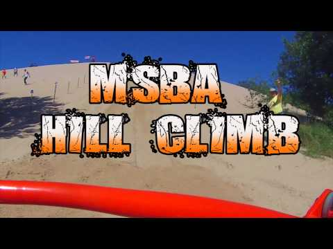 Duramax Sandrail - Dune Day / MSBA Hill Climb 2014