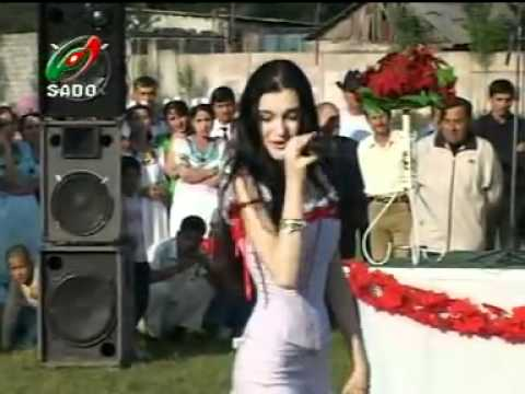 Farzana khorshid Tajik Song HD