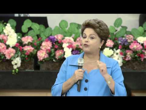 Uma Mensagem de Dilma para os Evangélicos