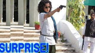 Kangna's SURPRISE for the world
