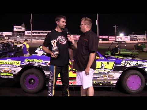 Jay Schmidt Stock Feature winner 08/09/14