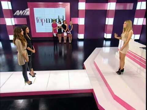 Greece's Next Top Model S2 / E13 [ 6 of 6 ] ANT1 GR ( 24/01/2011 )