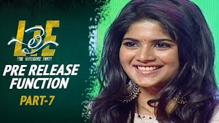 #LIE Movie Pre Release Event Part - 7 - Nithiin, Arjun, Megha Akash   Hanu Raghavapudi - 14REELS