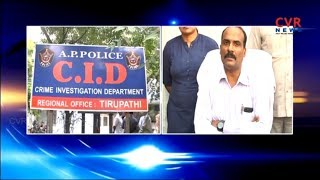CID Officers Speaks To Media Over Medico Shilpa Suicide Case | CVR NEWS - CVRNEWSOFFICIAL