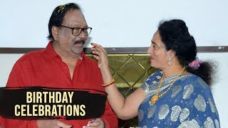 Rebel Star Krishnam Raju Birthday Celebrations Visuals | TFPC - TFPC
